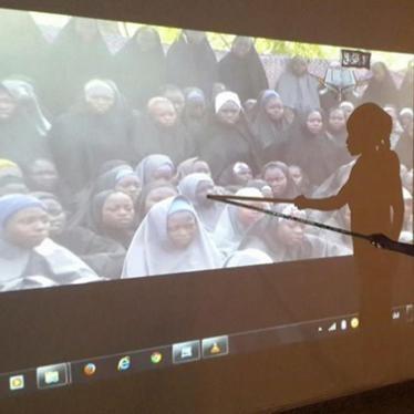 Rapport mondial 2015 : Nigeria