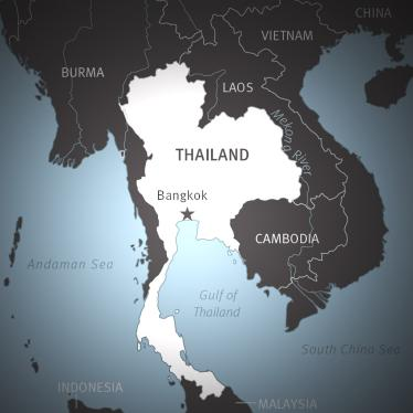 Thailand: Hold Army Accountable for 2010 Violence