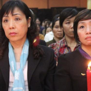 Việt Nam – Hãy trả tự do cho nhà hoạt động pháp lý độc lập về chính trị