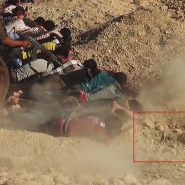 Irak: Estado Islámico comete ejecuciones masiva en Tikrit