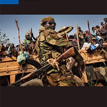 Rapport mondial 2015 : Pertinence des droits humains dans les moments difficiles