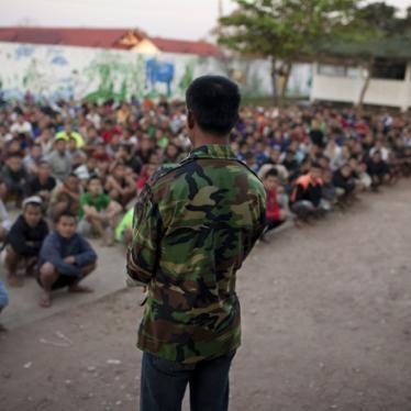 Laos: No Progress on Rights