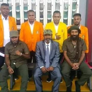 SevenPapuan activists and students on trial for their involvement in anti-racism protests in Jayapura.