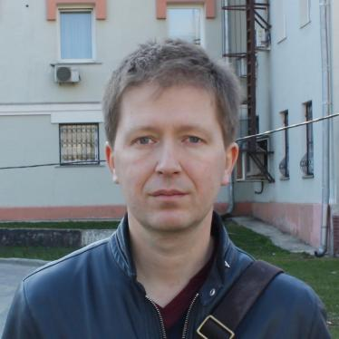 Andrei Soldatov in Moscow
