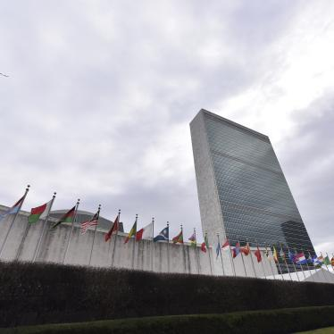 U.N. headquarters Saturday, Sept. 28, 2019. (AP Photo/Jeenah Moon)