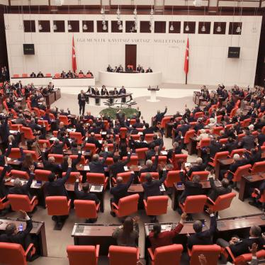 On December 24, Turkey's parliament is due to vote on a new law that will increase the Interior Ministry's powers to restrict NGOs' activities and threatens the right to freedom of association.