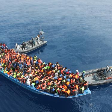 EU: Rights Abuses at Home Drive Mediterranean Crisis