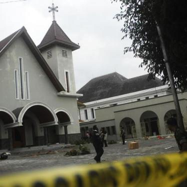 Indonesia: Violence Against Religious Minorities