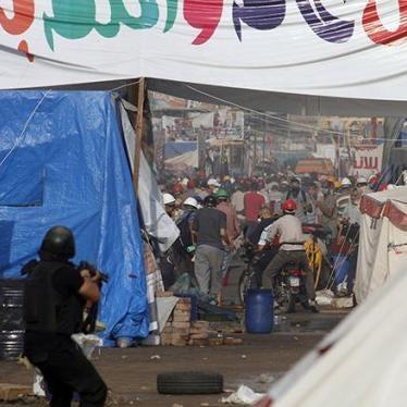 Egypt: Establish International Inquiry Into Rab'a Massacre