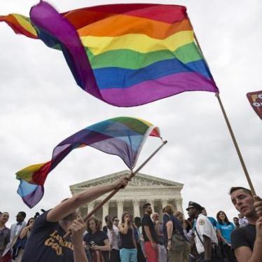 EE. UU.: La Corte Suprema ratifica el matrimonio entre personas del mismo sexo