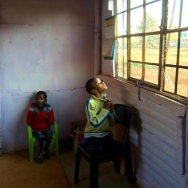 South Africa: Education Barriers for Children with Disabilities