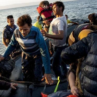 Yunanistan: Botlara Yönelik Saldırılar Göçmenlerin Hayatlarını Tehlikeye Atıyor