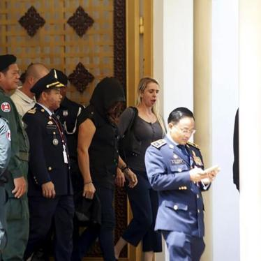 Australia: Stop Transfers to Cambodia