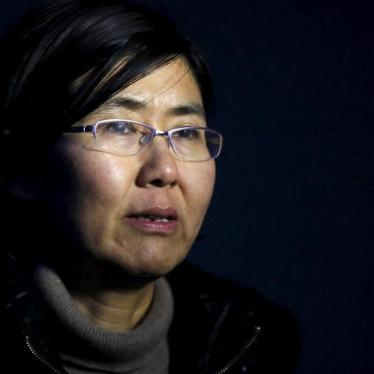 China: Secretly Detained Lawyers at Risk of Torture