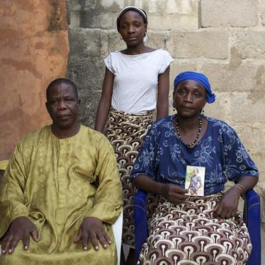 A Long Way Home: Life for the Women Rescued from Boko Haram