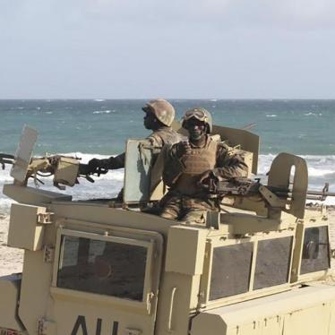 Somalia: AU Forces Linked to Wedding Killings
