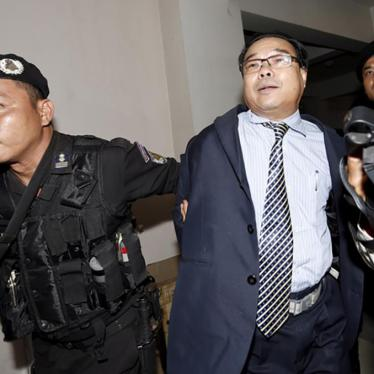 Cambodia: Drop Case Against Opposition Senator