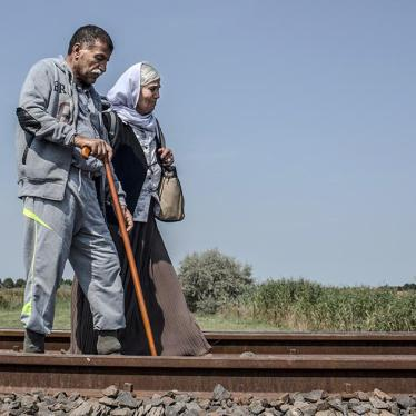 EU: Leaders Duck Responsibilities on Refugees