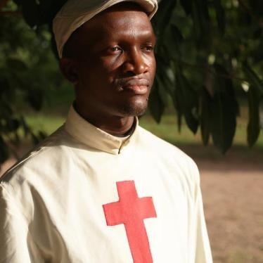 Père Bernard Kinvi, République centrafricaine