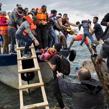 EU: Steps to Address Refugee Crisis