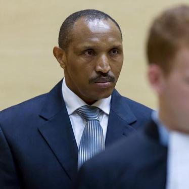 ICC: Trial of Bosco Ntaganda for Congo Crimes