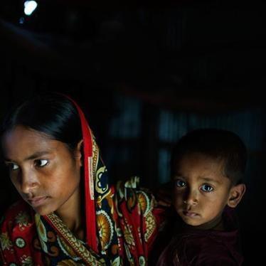 孟加拉:少女因童婚受摧残