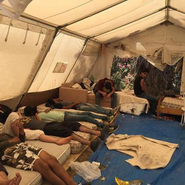 Mediterranean Crisis: The Big Haggle
