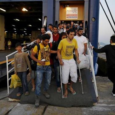 EU: Bold Steps Needed on Mediterranean Crisis