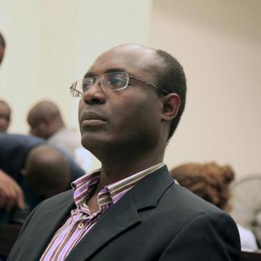 Angola: Rights Activists Face Outrageous Trials