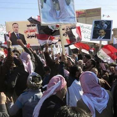 على العراق الامتناع عن تخفيف إجراءات عقوبة الإعدام
