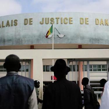 Ici, ce n'est pas vous la victime, Monsieur Habré