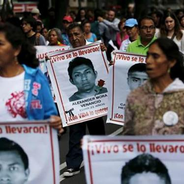 Mexico: Damning Report on Disappearances
