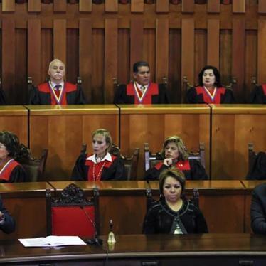 Venezuela: Curb Plan to Pack Supreme Court