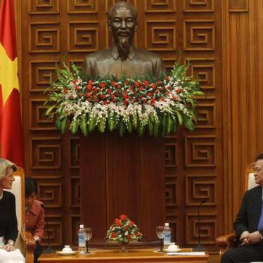 Australia: Vietnam Dialogue Should Press for Rights Progress