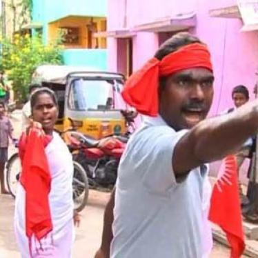 India: Folk Singer Jailed for Sedition