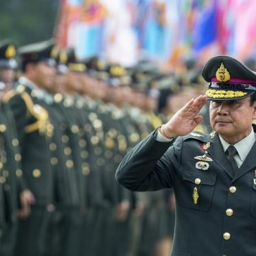 Thailand: Constitution to Give Soldiers 'License to Kill'