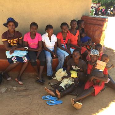 Dispatches: Ending Child Marriage in Zimbabwe