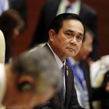 泰国:维权人士被迫返回中国