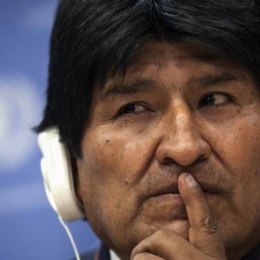 Bolivia: Restricciones a la defensa de los derechos humanos