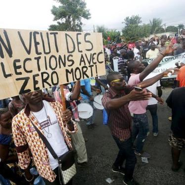 Why Cote d'Ivoire Should Plan for Peaceful Elections—Now and In the Future