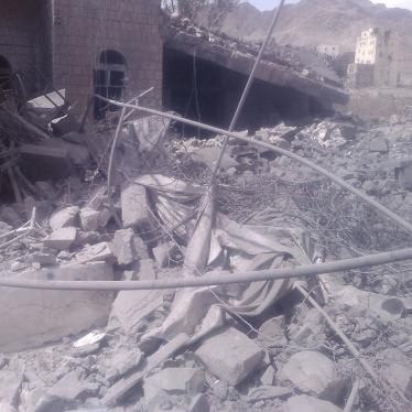Yemen: Saudi Warnings No Free Pass to Attack