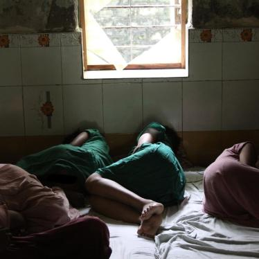 India: Women Institutionalized Against their Will