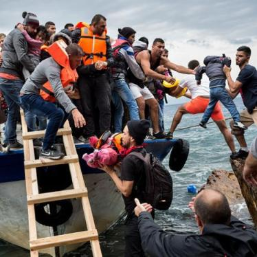 Fear and Loathing of Refugees in Europe