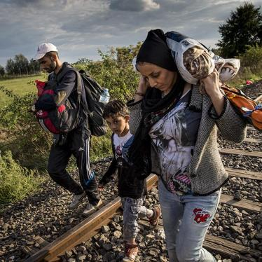 EU: Shifting Responsibility on Refugees, Asylum Seekers
