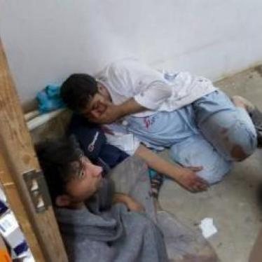 Afganistán: Ataque aéreo estadounidense impacta hospital de Kunduz