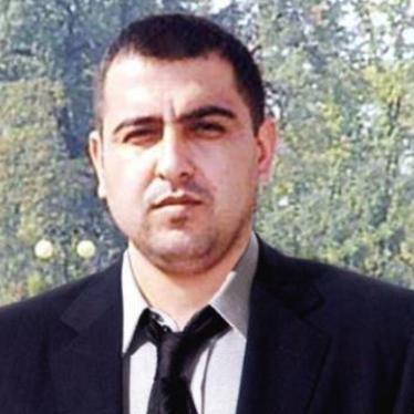 Таджикистан: освободить независимого журналиста