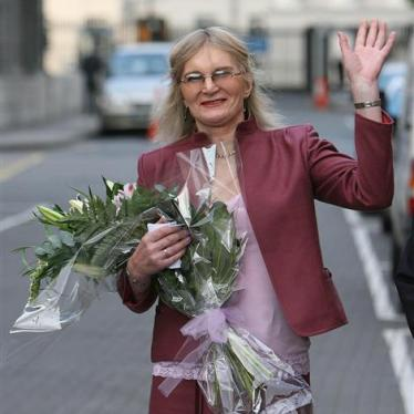 Dispatches: Ireland Steps Out as Global Transgender Leader