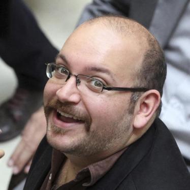 على إيران إسقاط إدانة صحفي واشنطن بوست