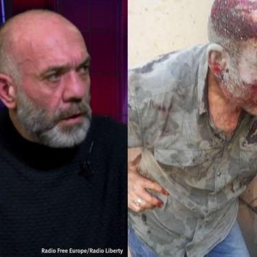 Armenia: Activist Brutally Beaten
