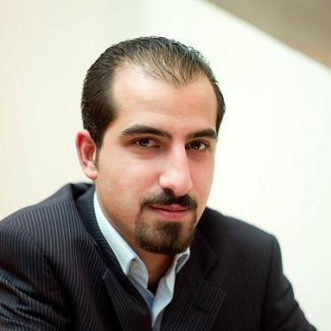 Syrie : Craintes pour la vie de l'activiste Bassel Khartabil